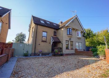 Thumbnail 4 bed semi-detached house for sale in North Cottages, Napsbury