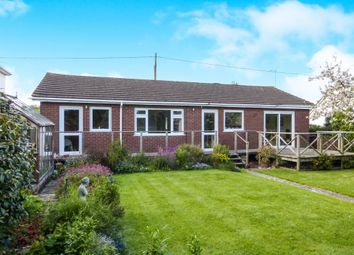 Thumbnail 2 bed detached bungalow for sale in North Road, Williton, Taunton