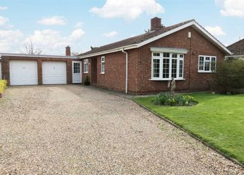 Thumbnail 3 bed detached bungalow for sale in Main Street, Ewerby, Sleaford