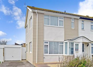 2 bed end terrace house for sale in Central Avenue, Telscombe Cliffs, East Sussex BN10
