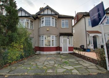 Thumbnail 3 bed semi-detached house to rent in Buckhurst Way, Buckhurst Hill