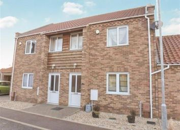 Thumbnail 3 bed terraced house for sale in Bridle Close, Outwell, Wisbech