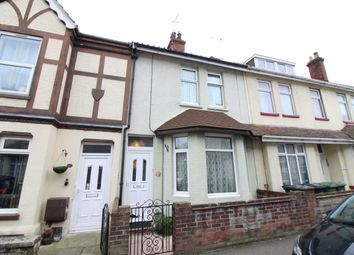 Thumbnail 3 bed terraced house for sale in Anson Road, Great Yarmouth