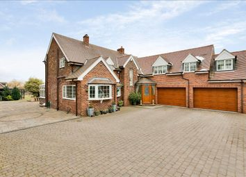 Thumbnail 5 bed detached house for sale in Blyth Road, Serlby, Doncaster