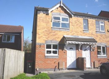 Thumbnail 2 bedroom semi-detached house to rent in Bullrush Glade, St. Georges, Telford