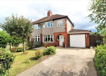 Thumbnail 3 bed semi-detached house for sale in Smithy Lane, Wrexham