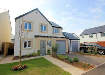 4 bed detached house for sale in Tillage Way, Exeter EX5