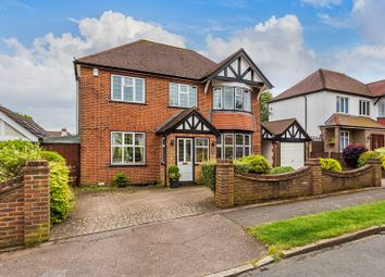 Thumbnail 4 bed detached house for sale in Warwick Road, Coulsdon