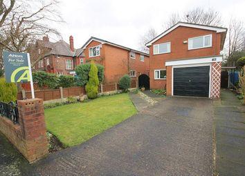 Thumbnail 4 bed detached house for sale in Bruche Avenue, Padgate, Warrington