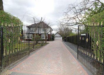 Thumbnail 3 bedroom detached house for sale in Ellesmere Road, Eccles, Manchester
