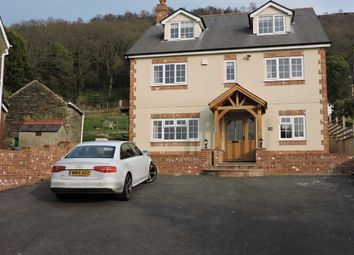 Thumbnail 5 bed detached house for sale in Graigola Road, Glais, Swansea
