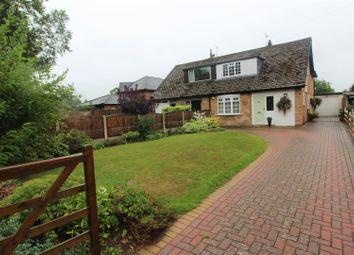 Thumbnail 3 bed semi-detached house for sale in Darland Lane, Rossett, Wrexham