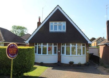 Thumbnail 3 bed detached house for sale in Woodland Avenue, Overstone, Northampton
