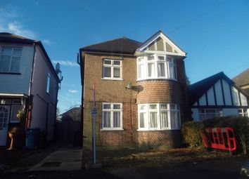 Thumbnail 3 bed detached house to rent in Sidney Road, Harrow, Middlesex
