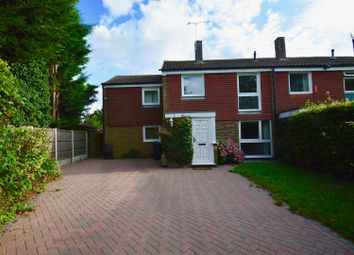 Thumbnail 4 bed semi-detached house to rent in Cheyne Walk, Meopham, Gravesend