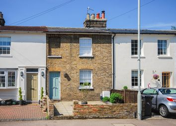 Thumbnail 2 bedroom terraced house to rent in Railway Place, Hertford
