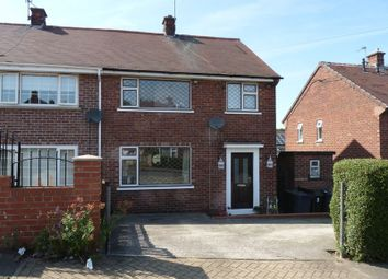 Thumbnail 3 bed semi-detached house for sale in Simmonite Road, Rotherham