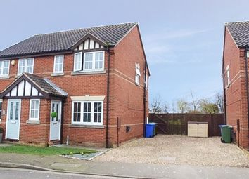Thumbnail 2 bed semi-detached house for sale in Cooks Lock, Boston