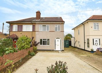Thumbnail 5 bedroom semi-detached house for sale in Adelphi Crescent, Hayes, Middlesex