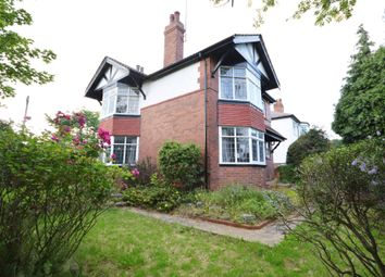Thumbnail 3 bed detached house to rent in Stonegate Road, Meanwood, Leeds, West Yorkshire.