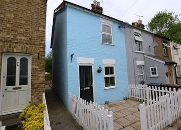 Thumbnail 2 bed end terrace house for sale in East Road, Bishop's Stortford, Essex