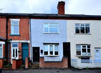 Thumbnail 2 bed terraced house for sale in Walker Street, Eastwood, Nottingham