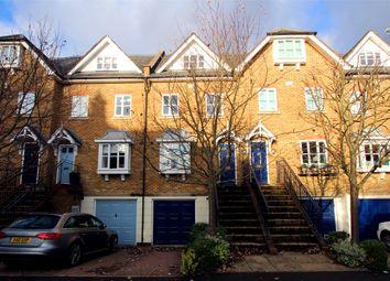 Thumbnail 4 bedroom terraced house for sale in Molteno Road, Watford