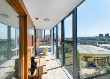 Thumbnail 2 bed flat for sale in Lombard Road, London
