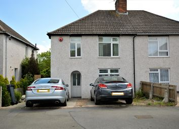 Thumbnail 3 bed semi-detached house for sale in Goldhill, Leicester