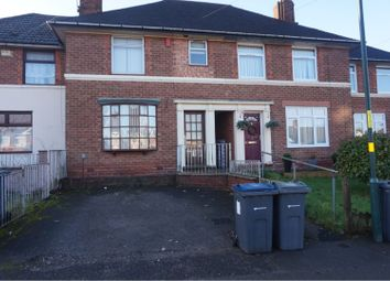 Thumbnail 3 bed terraced house to rent in Ilmington Road, Birmingham