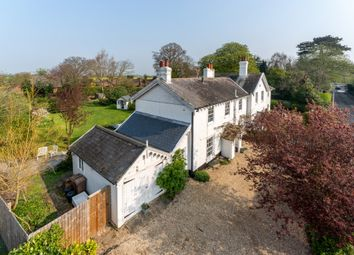 Thumbnail 3 bedroom semi-detached house for sale in St. Andrews Church Close, Rushmere St. Andrew, Ipswich