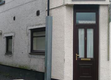 Thumbnail 1 bedroom flat to rent in Cardiff Road, Troedyrhiw, Merthyr Tydfil