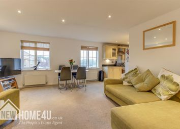 Thumbnail 2 bed flat for sale in Blackfriars Court, Mold