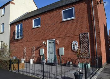 Thumbnail 2 bed flat for sale in Edinburgh Road, Church Gresley, Swadlincote