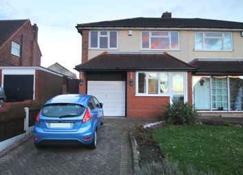 Thumbnail 3 bed semi-detached house to rent in The Ridgeway, Sedgley, Dudley