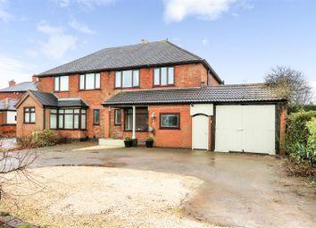 Thumbnail 3 bedroom semi-detached house for sale in Burton Road, Ashby-De-La-Zouch
