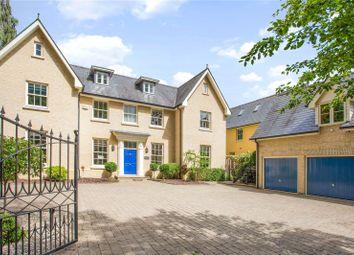 Thumbnail 6 bedroom detached house for sale in Avenue Road, Bishop's Stortford, Hertfordshire