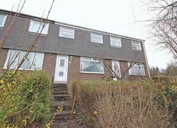 Thumbnail 3 bedroom terraced house for sale in Abbey View, Hexham