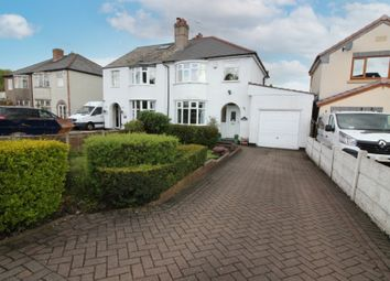 Thumbnail 3 bed semi-detached house for sale in Fibbersley, Willenhall