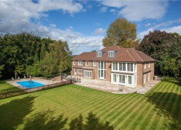 6 bed detached house for sale in Cobden Hill, Radlett, Hertfordshire WD7