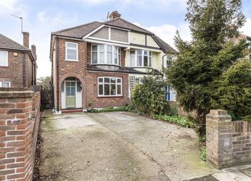 Thumbnail 3 bed semi-detached house for sale in Hanworth Road, Hampton