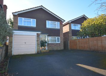 Thumbnail 4 bed detached house to rent in Bassett Crescent East, Southampton