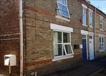 Thumbnail 1 bed flat to rent in Towler Street, Peterborough