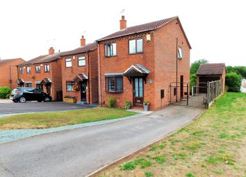 Thumbnail 3 bed detached house for sale in Levedale Close, Stafford