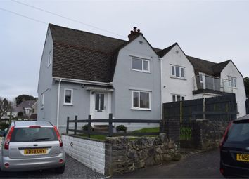 Thumbnail 3 bed semi-detached house for sale in Higher Lane, Langland, Swansea