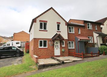 Thumbnail 3 bed end terrace house for sale in Caesars Close, Lydney