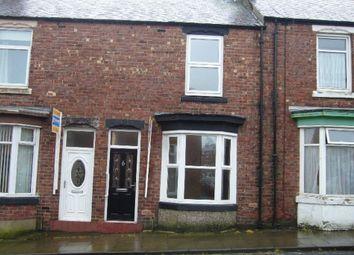 Thumbnail 2 bed terraced house to rent in Osborne Street, Shildon