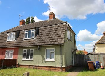 Thumbnail 3 bed semi-detached house for sale in 2 Turner Road, Ipswich, Suffolk