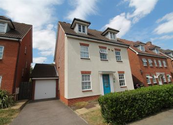 Thumbnail 5 bedroom detached house for sale in Nimrod Drive, Hatfield