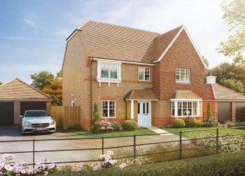 """""""The Ascot"""" at Kennedy Meadow, Hungerford RG17. 4 bed detached house for sale"""